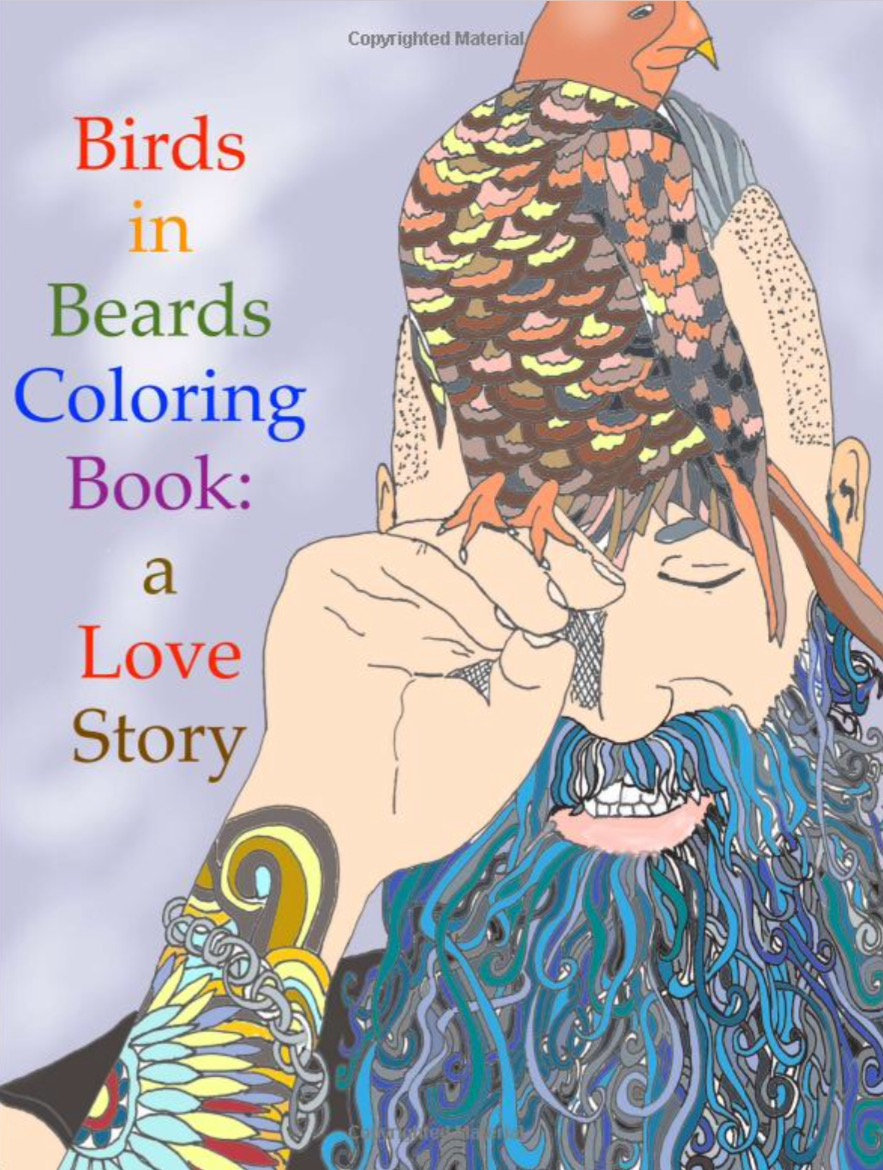 Birds in beards