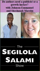 Shoshanah Marohn and Johnson Emmanuel on Segilola Salami