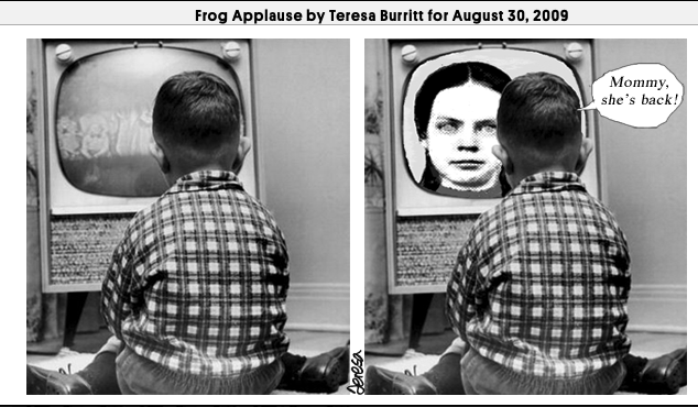 The Frog Blog is Back